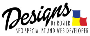Designs by Rosier LLC - WordPress Development - SEO or Search Engine Placement