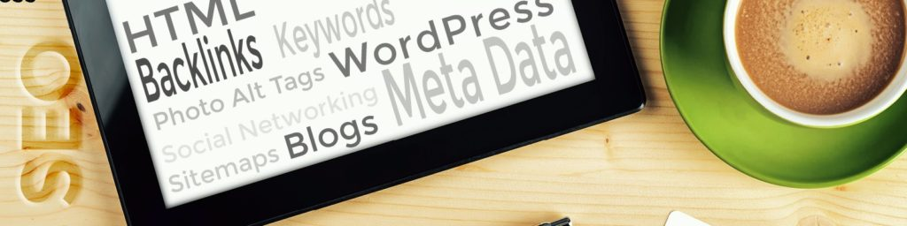 Keywords and Meta Tags - Designs by Rosier, LLC
